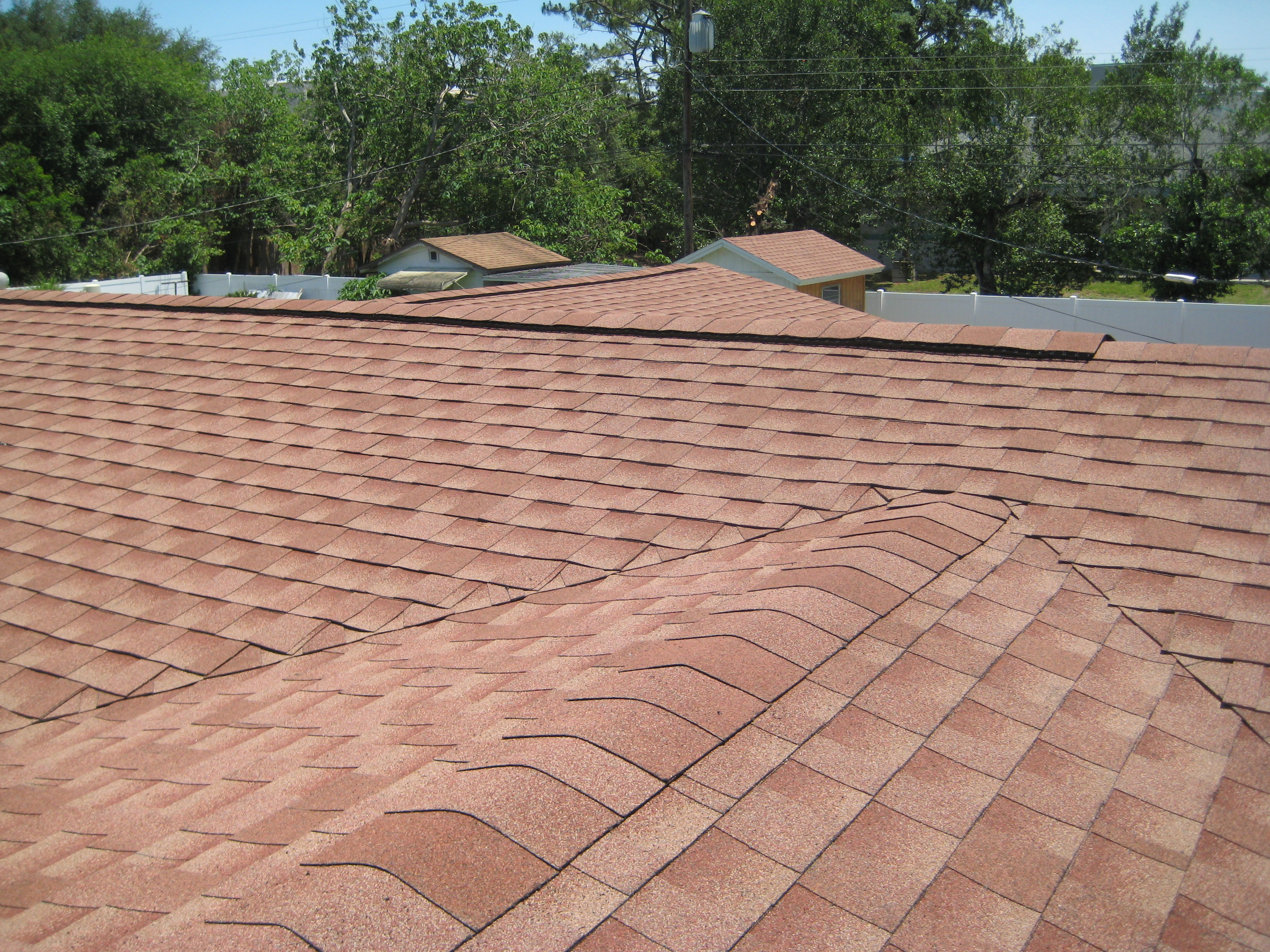 Residential roofing gold seal roofing for Types of residential roofs