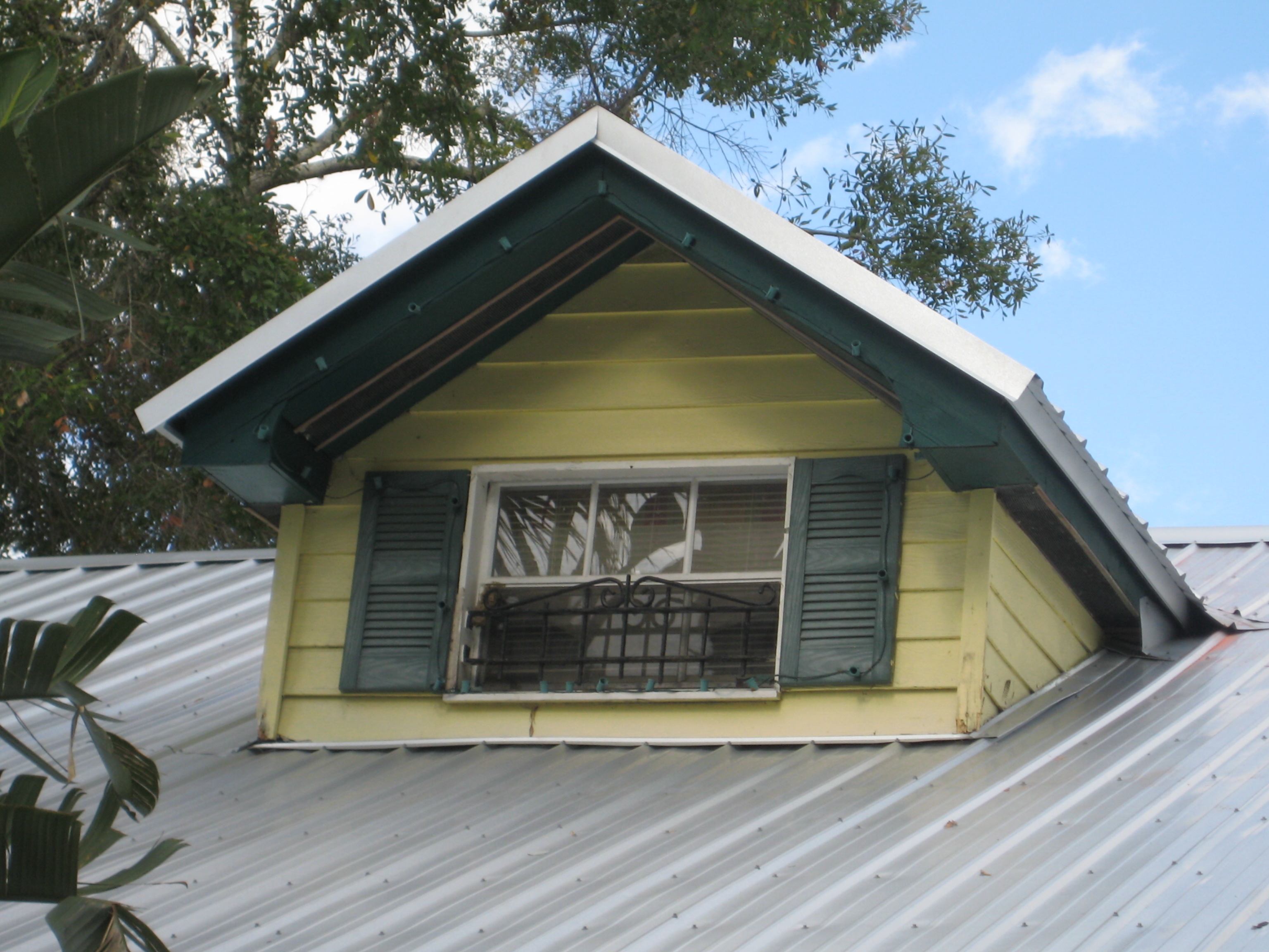 Metal Dormer Roof Photo Gallery Residential Roofing